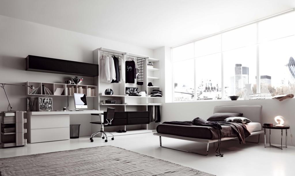 Camere studio frac arredamenti arredamenti cucine - Arredare camera studio ...